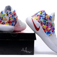 "Nike Kyrie Irving 2Ⅱ ""Rainbow"" Basketball Sneaker"