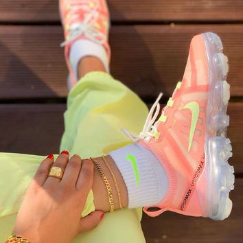 Nike Air VaporMax New fashion hook letter print shoes women