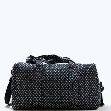 AEO QUILTED DUFFEL BAG