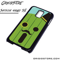 Cactuar Face Cactus Case For Samsung Galaxy S5 Case