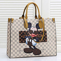 LV Louis Vuitton Tote Bag Handbag Shopping Bag Shoulder Bag