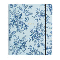 Rifle Paper Co. 2016 Planner - Toile
