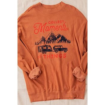 Collect Memories Pullover