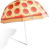 Pepperoni Pizza Beach Umbrella - PRE-ORDER, SHIPS LATE MAY