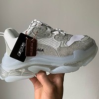 Balenciaga Stylish and versatile Daddy shoes, light, breathable, sports casual shoes, lady-7