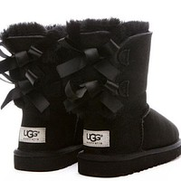 UGG classic winter plus velvet warm men and women wild snow boots