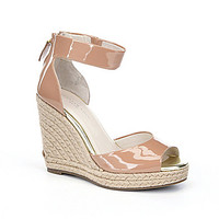 Kenneth Cole Women's Holly Wedges - Nude