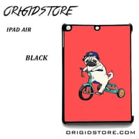 Pug Bicycle For Ipad Air Case Please Make Sure Your Device With Message Case UY