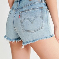 Levi's 501 Mid-Rise Denim Short – Guiding Light | Urban Outfitters