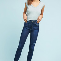 Paige High-Rise Ultra-Skinny Ankle Jeans