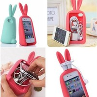 Rabit Case For iPhone 4 / 4S / 5 from Emerald Sea