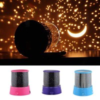 Romantic Star light LED Starry Night Sky Projector Lamp Cosmos Master GIFT 2018