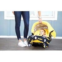 Carseat Caboodle - Pittsburgh Steelers