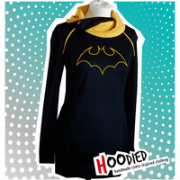 CASSANDRA CAIN batgirl overhead dress/tunic