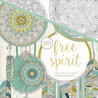 Kaiser Colour Free Spirit Adult Coloring Book