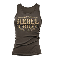 Women's Rebel Child Tank Top