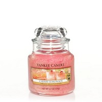 Cherry Lemonade : Small Jar Candles : Yankee Candle