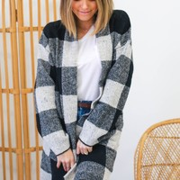 Chilly Air Cardigan
