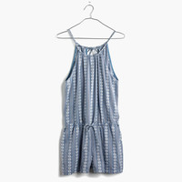 Seaglow Cover-Up Romper