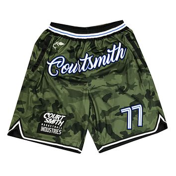 """YOUNG PARADE """"SPEC OPS ICE"""" SHORTS"""