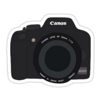 Canon Camera by amy97