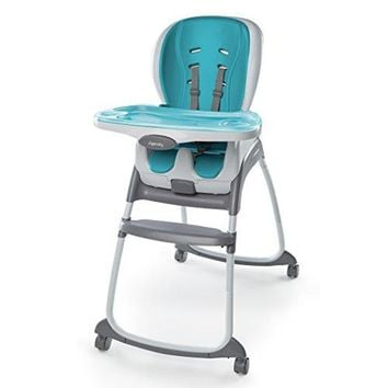 3 in 1 Baby Infant High Chair Easy To Clean Size Adjustable