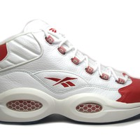 KUYOU Reebok Question Mid 10th Anniversary White/Pearlized Red