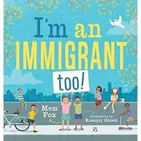 I'M AN IMMIGRANT TOO BOOK