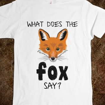 WHAT DOES THE FOX SAY? 2
