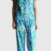 Sulai Pajamas: Pants Set