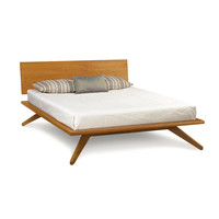 Copeland Astrid Bed with Adjustable Headboard Panel