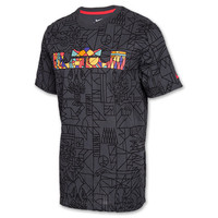 Men's Nike LeBron James NBA All Star Game 2014 T-Shirt