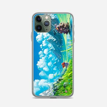 Moving Castle iPhone 11 Pro Max Case