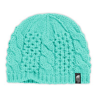 The North Face Girls' Accessories YOUTH CABLE MINNA BEANIE