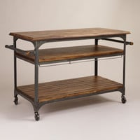 Jackson Kitchen Cart - World Market