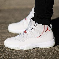 Air Jordan 11 Retro Platinum Tint Aj11s