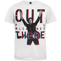 Paul Mccartney - Out There 2013 Tour Soft T-Shirt
