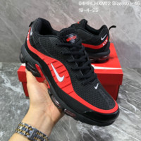 HCXX N1495 Nike Air Max 95 Plastic Sports Casual Shoes Black Red