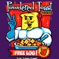 Powdered Toast Crunch Art Print by Harebrained