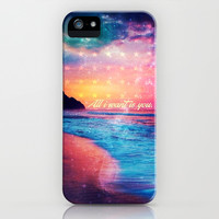 All i want is you - for iphone iPhone & iPod Case by Simone Morana Cyla