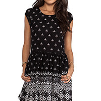 MINKPINK Native Nights Dress in Multi from REVOLVEclothing.com