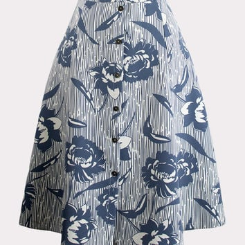 Here Comes the Sun Skirt