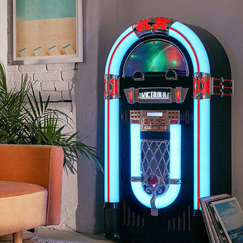 Victrola All-In-One Bluetooth Jukebox | Urban Outfitters