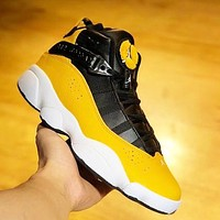 AIR Jordan 6 Hot Sale Women Men Fashion Casual Sport Running Basketball Shoes Sneakers 5#