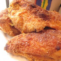 Oven Fried Southern Style Cinnamon Honey Chicken Recipe - Food.com - 65266