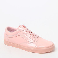 Vans Women's Patent Leather Old Skool Sneakers at PacSun.com
