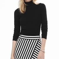 Ribbed Turtleneck Sweater from EXPRESS