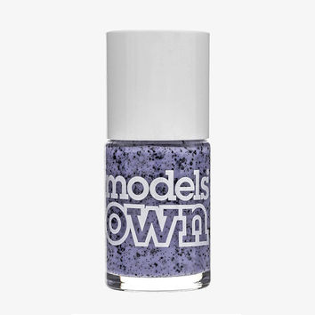 Models Own Swan Lilac Nail Polish (Speckled Eggs Collection)