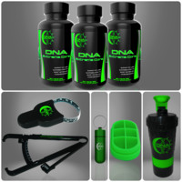 Weight Loss Essential Pack - DNA Extreme Core (3 Month Supply)
