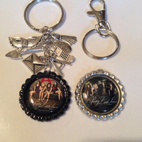 Pretty Little Liars key chain with your choice of picture and type of key chain